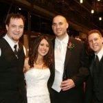 Travis Hafner wedding