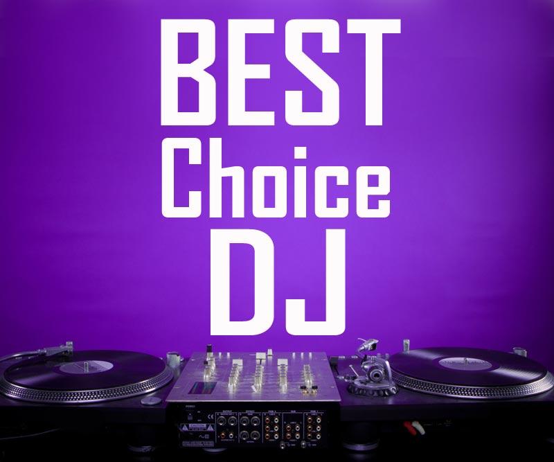 Best Choice DJ Program