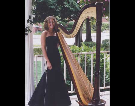 Rosemarie Griffin – Harp