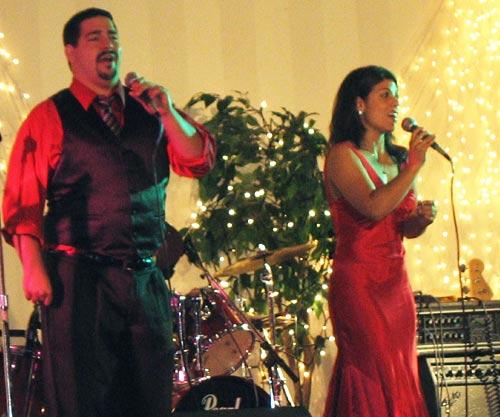 Jason & Catherine Klueber – Vocalists